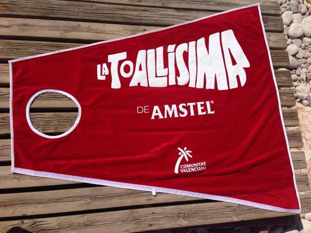 La Toallisima de Amstel
