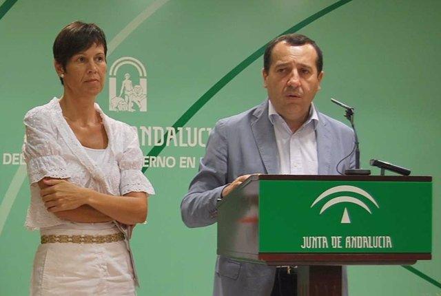 Marta Rueda, Ruiz Espejo, Innovación, Economía, Junta