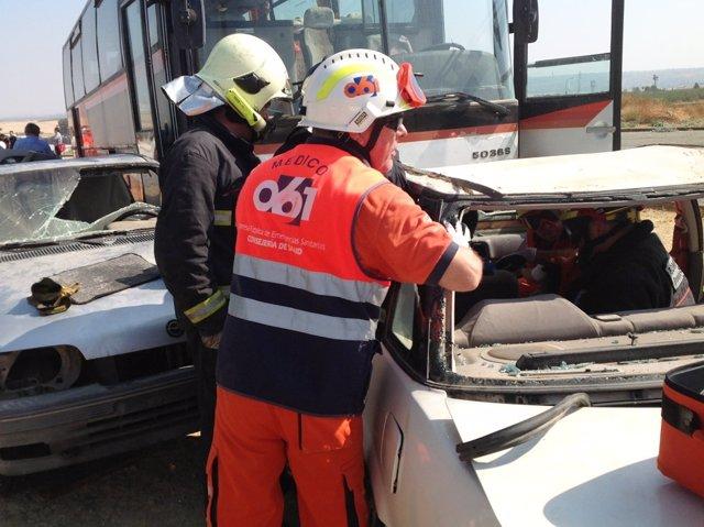 Equipos de urgencias y emergencias 061