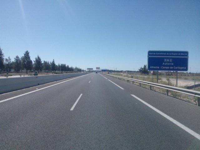 Actuaciones en carreteras