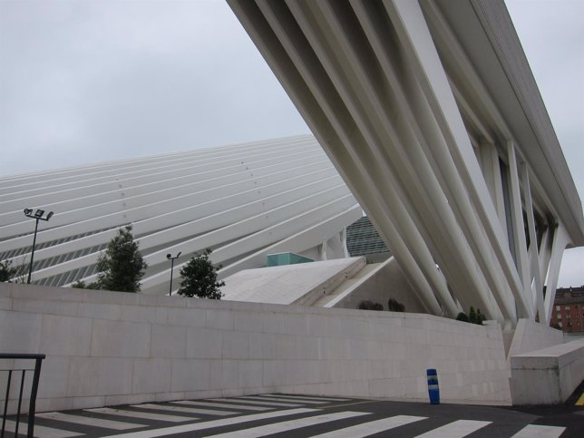 Calatrava Oviedo
