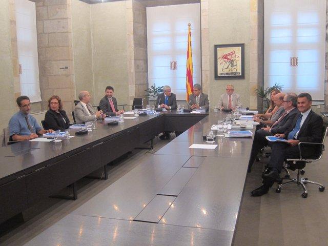Reunión del Consejo Asesor para la Transición Nacional (CATN)