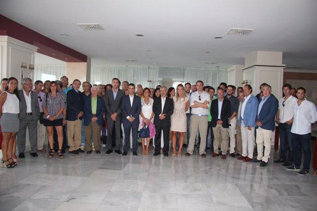 La Junta presenta la Ley del Deporte en Marbella
