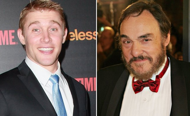 Once Upon A Time ficha a Tyler Jacob Moore y a John Rhys-Davies