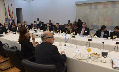 """Argentina.- Los países del Mercosur muestran su """"solidaridad"""" con Argentina en el caso de los 'fondos buitre'"""