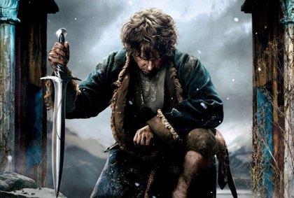 Nuevo cartel de El Hobbit: La batalla de los cinco ejércitos