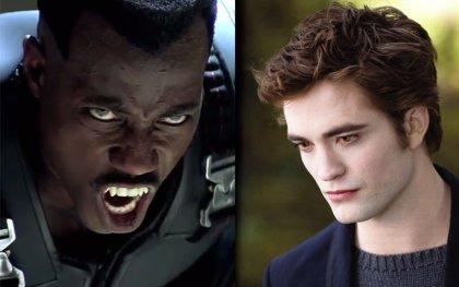 Blade quiere cazar vampiros de Crepúsculo