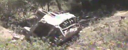 Mueren 19 personas, entre ellas dos niños, en accidente de autobús en Perú