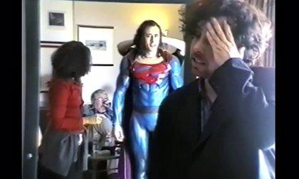 VÍDEO: Así era el fallido Superman de Nicolas Cage y Tim Burton