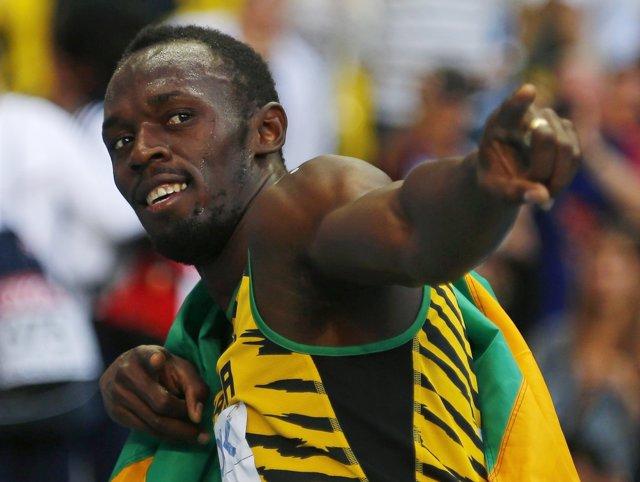 Usain Bolt se lleva el oro en los 200 metros