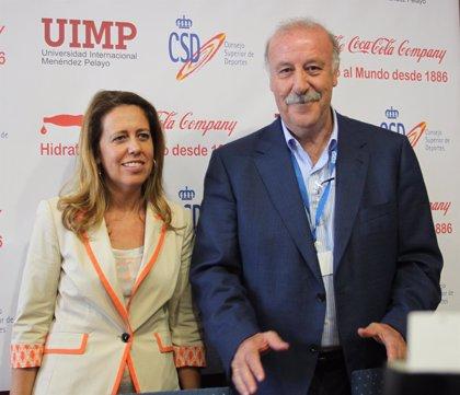 """Del Bosque confiesa que tras Brasil """"no tuvo dudas"""" de seguir como seleccionador"""