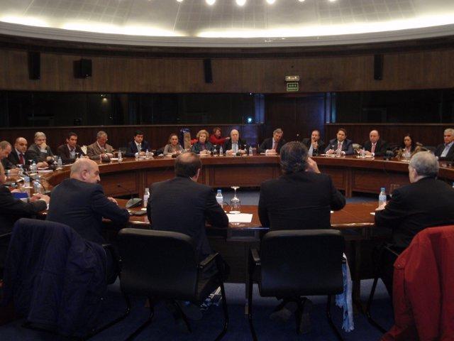 Comité ejecutivo de CEAV