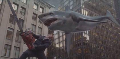 Llega el estreno mundial de la segunda parte de 'Sharknado'
