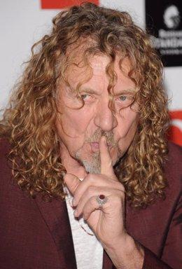 Robert Plant, cantante de Led Zeppelin