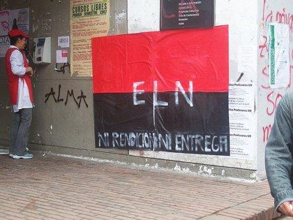 El ELN contrató a varias personas para llevar a cabo explosiones en Bogotá