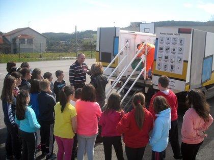 Cicero.- La campaña 'Reciclar es ahorrar' visita este jueves el municipio
