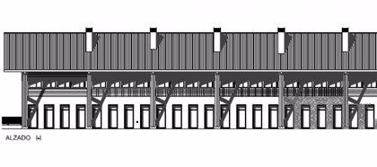 Comienzan las obras del nuevo colegio de Sallent de Gállego