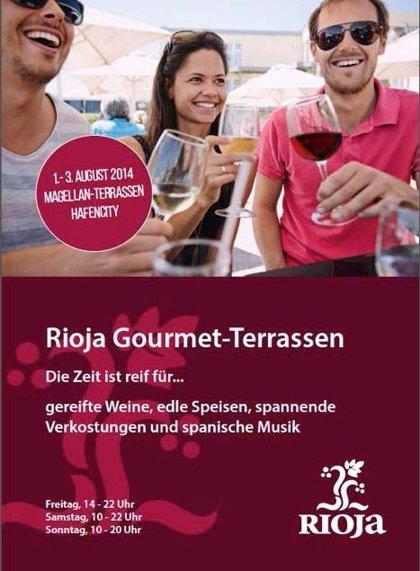 El Consejo Regulador estrena el festival 'Rioja & Tapas' en Alemania