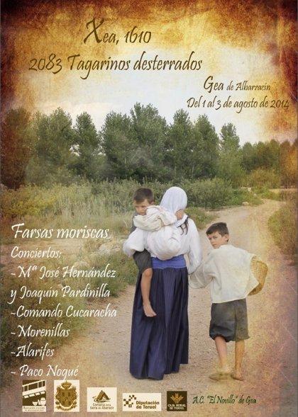 Gea de Albarracín recuerda a los moriscos expulsados