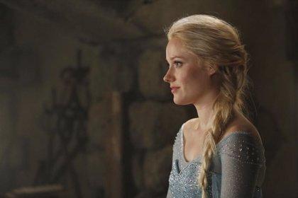 Elsa y Kristoff, de Frozen, en las nuevas imágenes de Once Upon A Time