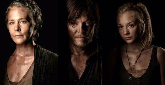Norman Reedus sobre la vida amorosa de Daryl el The Walking Dead