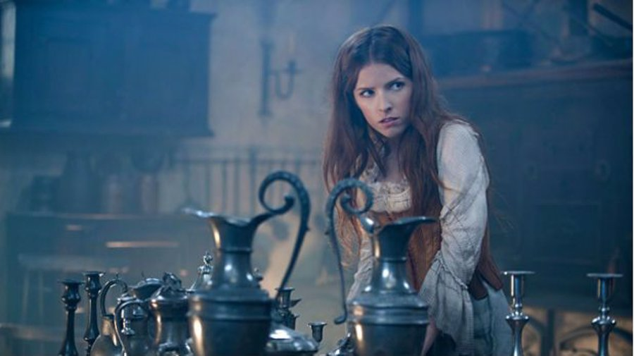 La Cenicienta (Anna Kendrick) en Into The Woods