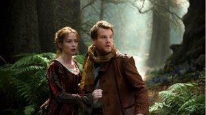 El panadero y su mujer en Into The Woods