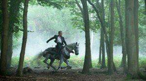 El príncipe de Rapunzel en Into The Woods