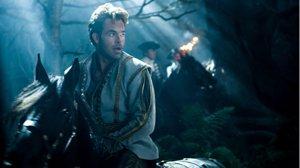 El príncipe de Cenicienta en Into The Woods