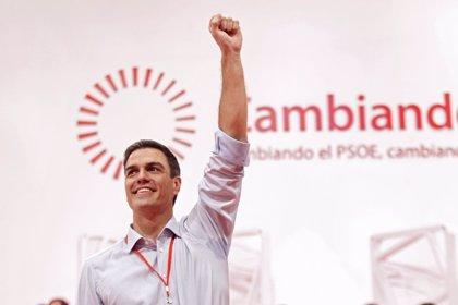 Pedro Sánchez (PSOE) estará esta tarde en la inauguración de la Feria de Muestras