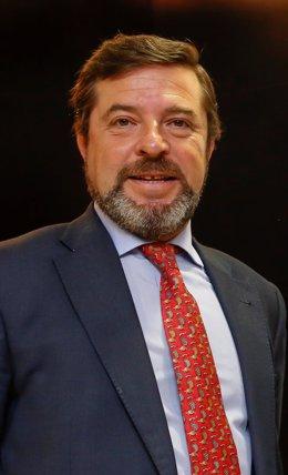 José Miguel Sanabria, presidente de Hospitales Católicos de Madrid