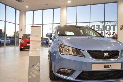 Las ventas de coches en Cantabria se disparan un 26,6% hasta julio