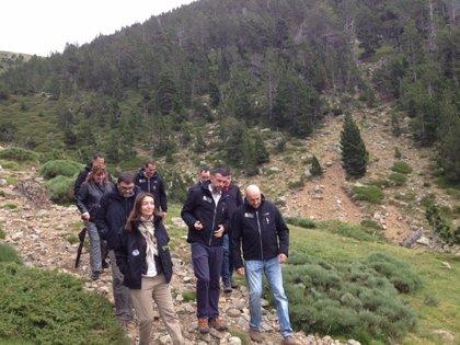 El Govern trabaja en la creación del parque natural de las cabeceras del Ter y el Freser