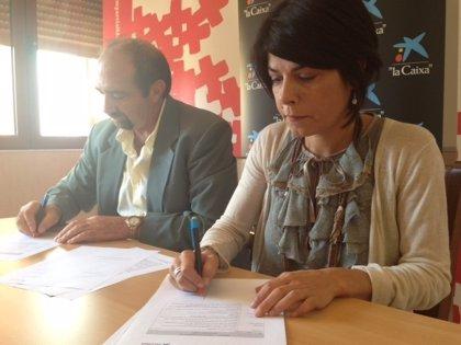'MicroBank' y Cruz Roja en Teruel impulsan una línea de financiación de un millón de euros para microcréditos sociales