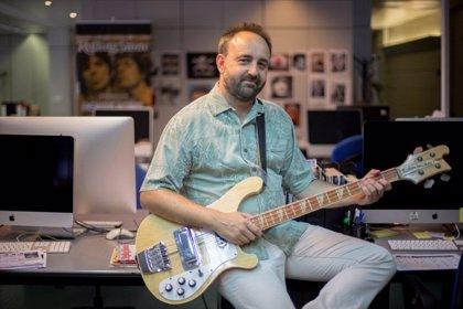 Iñaki de la Torre, nuevo director de la revista 'Rolling Stone'