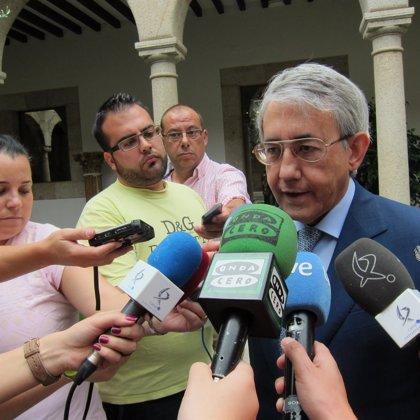 """Checa sostiene que el PSOE no ha tenido """"voluntad de diálogo"""" respecto a la rebaja fiscal del Gobierno de Extremadura"""