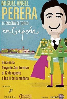 Clases de toreo para niños en Gijón