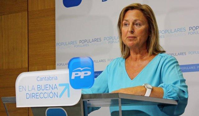 Rueda de prensa de Ana Madrazo