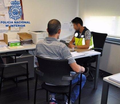 Detenido en Cartagena un ciudadano marroquí por falsificación de documentos