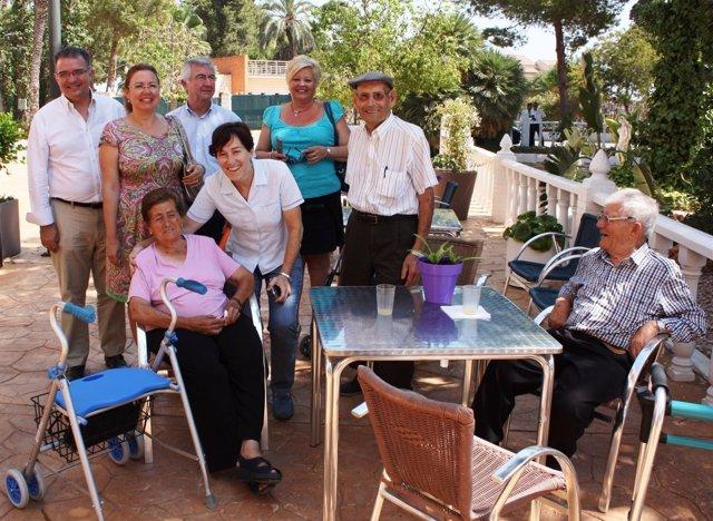 Residencias de Mayores de San Pedro del Pinatar