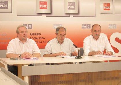 Militantes elegirán al secretario general del PSCyL el 4 de octubre y el Congreso se celebrará el 18 en Valladolid