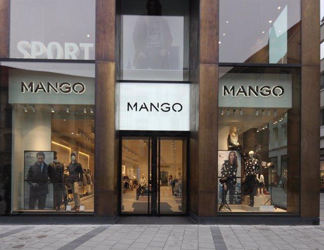 Tienda de Mango