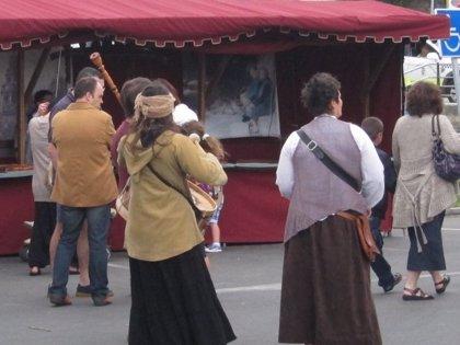 CANTABRIA.-Torrelavega.- El tradicional mercado medieval se convertirá en renacentista y contará con 150 puestos