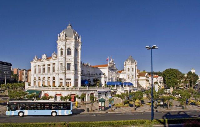 Imagen Del Casino de Santander
