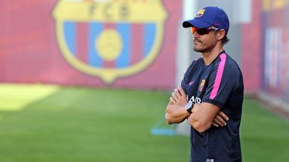 El nuevo Barça de Luis Enrique toma forma en Niza