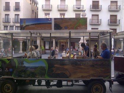 Cerca de 4.500 personas pasaron por la Oficina de Turismo de Teruel