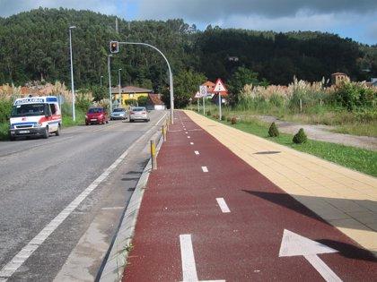Astillero.- El Ayuntamiento aprueba el protocolo para permitir los carrilles bici de la Bahía de Santnader