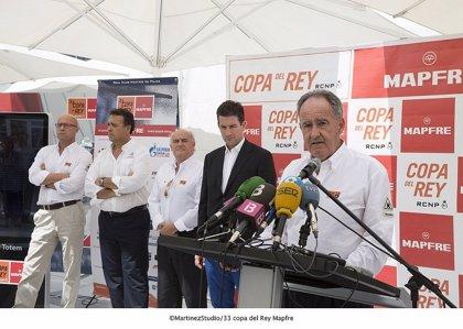 Presentada la 33ª Copa del Rey MAPFRE en el Real Club Náutico de Palma