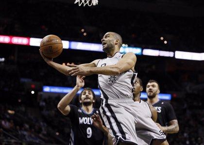 Parker firma una extensión de contrato con los Spurs