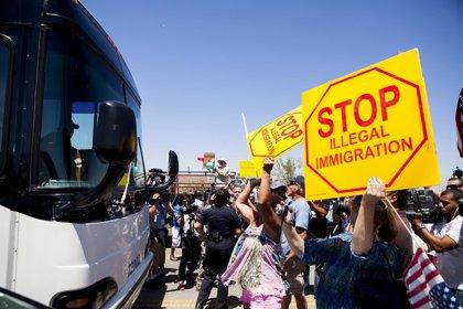 EEUU.- Cámara de Representantes aprueba un fondo de emergencia de 694 millones para hacer frente a la crisis migratoria